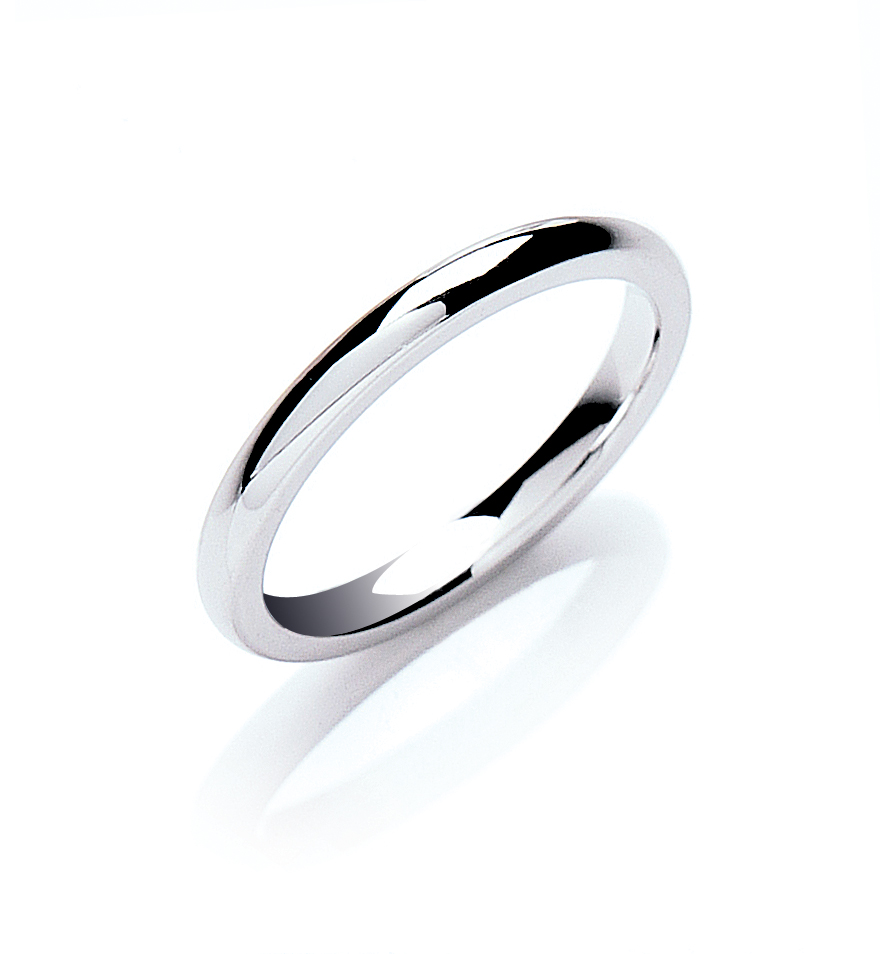 Buy Ladies Wedding Rings Online UK Silver Aura ltd